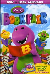 Barney - Book Fair (Book Included)