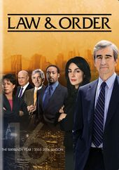 Law & Order - Year 16 (5-DVD)