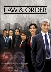 Law & Order - Year 20 (5-DVD)