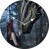 Once Upon a Time Fantasy - Clock