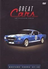 Cars - Great Cars: Mustang / Cobra / GT40