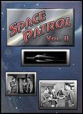 Space Patrol - Volume 2: 4 Episode Collection