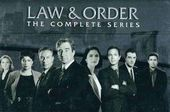 Law & Order - Complete Series (104-DVD)