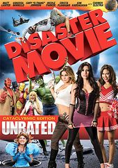 Disaster Movie (Widescreen - Unrated)