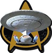 Star Trek - Enterprise - Chunky Magnet