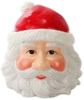 Holiday - Santa Cookie Jar