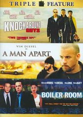 A Man Apart / Boiler Room / Knockaround Guys