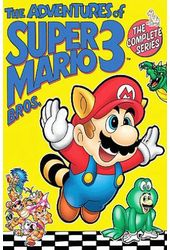 Adventures Of Super Mario Bros 3 - The Complete