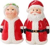 Mr. & Mrs. Claus Salt & Pepper Shaker