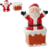 Holiday - Santa Chimney Salt & Pepper Shaker