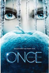 Once Upon A Time - Frozen - Poster