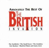 British Invasion - Absolutely the Best of the