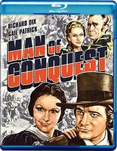 Man of Conquest (Blu-ray)