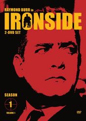 Ironside - Season 1 - Volume 1 (2-DVD)