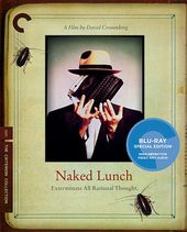Naked Lunch (Blu-ray, Criterion Collection)