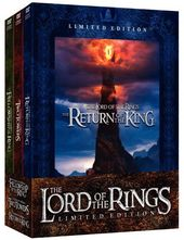 Lord of the Rings: 3-Pack (Extended & Theatrical
