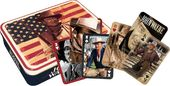 John Wayne - Flag Playing Card Tin