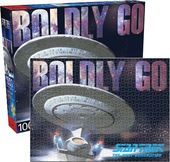 Star Trek NG - Boldly Go 1000pc Puzzle
