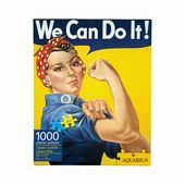 Rosie the Riveter - Puzzle