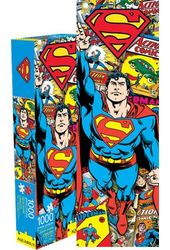 DC Comics - Superman 1000pc Slim Puzzle