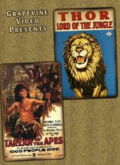 Thor, Lord of the Jungle (1913) / Tarzan of the