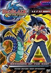 Beyblade Grevolution, Volume 1: Beginning of the