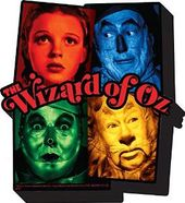 Wizard of Oz - Squares - Chunky Magnet