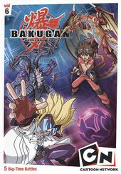Bakugan, Volume 6: Time for Battle