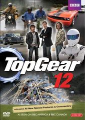 Top Gear - Complete Season 12 (4-DVD)