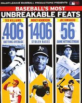 Baseball - MLB Baseball's Most Unbreakable Feats
