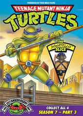 Teenage Mutant Ninja Turtles - Season 7, Part 3