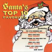 Santa's Top 10 Favorites