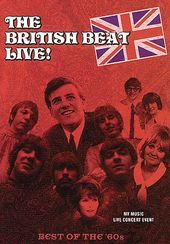 The British Beat Live!: Best of the 60's
