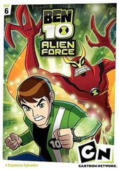 Ben 10: Alien Force - Volume 6