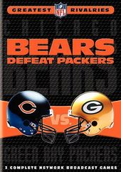 Football - NFL Greatest Rivalries: Bears Defeat