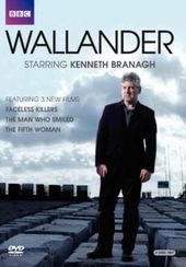 Wallander - Faceless Killers / The Man Who Smiled