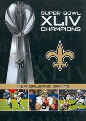 Football - New Orleans Saints - Super Bowl XLIV