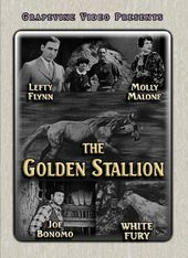 The Golden Stallion (Silent)