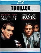 Frantic / Presumed Innocent (Blu-ray)