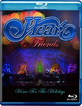 Heart & Friends: Home for the Holidays (Blu-ray)