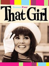That Girl - Season 4 (4-DVD)