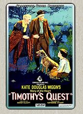 Timothy's Quest (Silent)