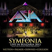 Symfonia: Live in Bulgaria 2013 (2-CD + DVD)