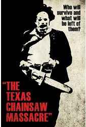 Texas Chainsaw Massacre - Leatherface Silhouette