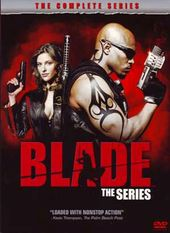 Blade - Complete Series (4-DVD)