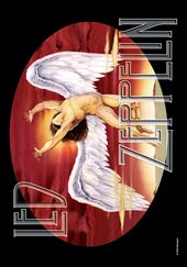 Led Zeppelin - Icarus: Flag / Poster / Scarf