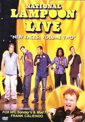 National Lampoon Live - New Faces, Volume 2