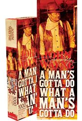 John Wayne - Gotta Do - Slim Puzzle
