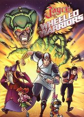 Jayce & the Wheeled Warriors - Volume 1 (4-DVD)