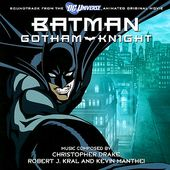 Batman Gotham Knight [Soundtrack from the DC